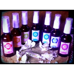 Kit Sprays Armonizadores 7 chakras