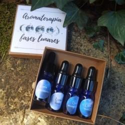 Pack de aromaterapia lunar